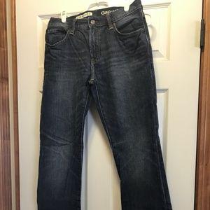 Mens Gap Jeans 28x30 - straight fit
